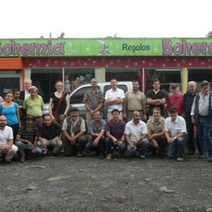 Primer proyecto que Costa Rica aprobó